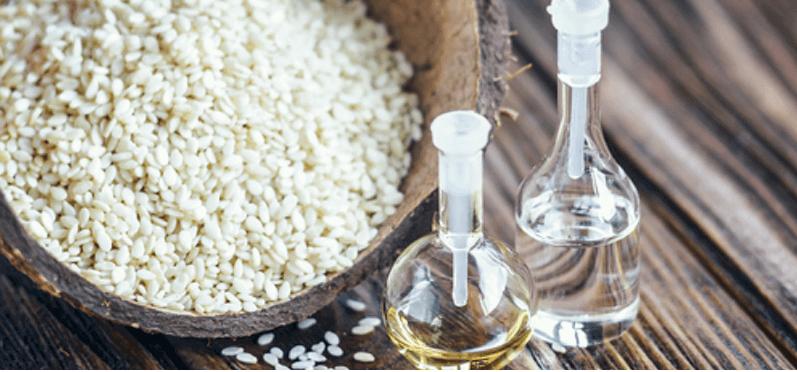 純白ごま油の効果効能について